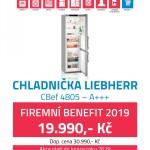 Chladnička Leibherr